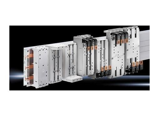 Rittal Cb-komponentadaptere 3-polet sv