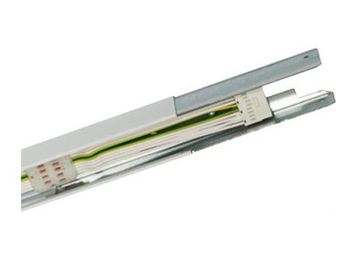 Modario skinne 3lg-15 10x2,5 hvid