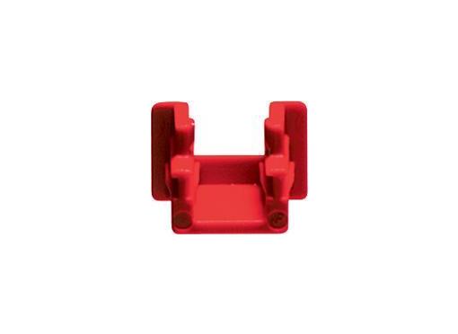 ADC Lsa kodeknap rød