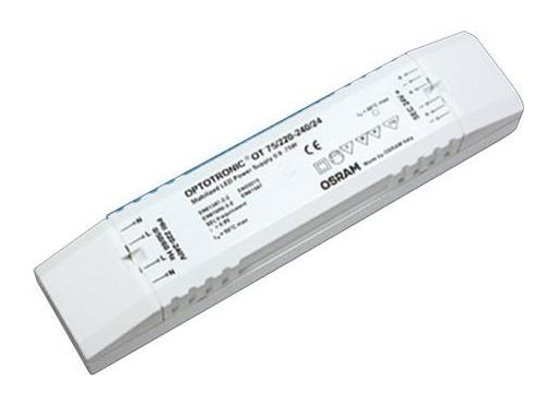 Osram LED driver 75W 24VDC / 220-240V Optotronic OT