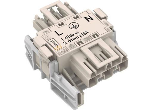 Wago 3-polet adapter til linect«