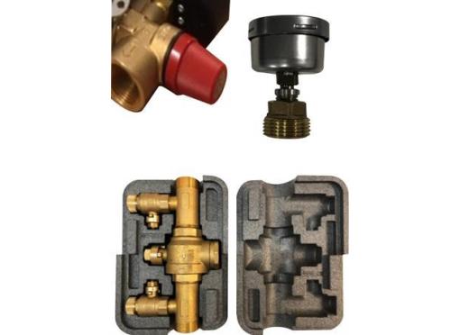 Bosch Brine sæt til compress 7001i lwm
