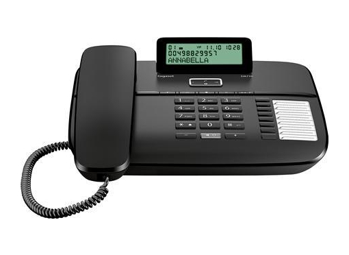 Gigaset Da710 bordtelefon, trådført