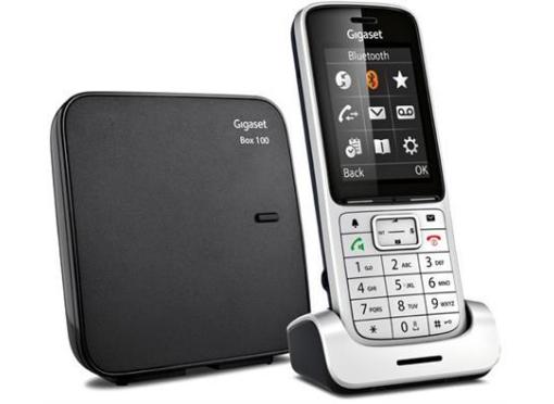 Gigaset Communication sl450, dect, håndsæt, eksl. base