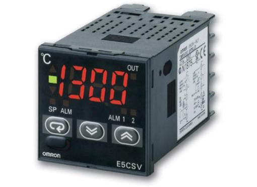 Omron Temperaturregulator, 24 V AC / VDC