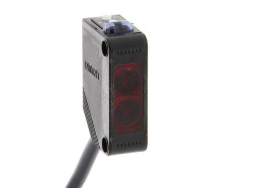 Omron E3z-b81 PHotoelectric sensor retroreflec