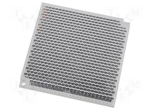Omron Reflektor for lysgitter, 100x100 mm