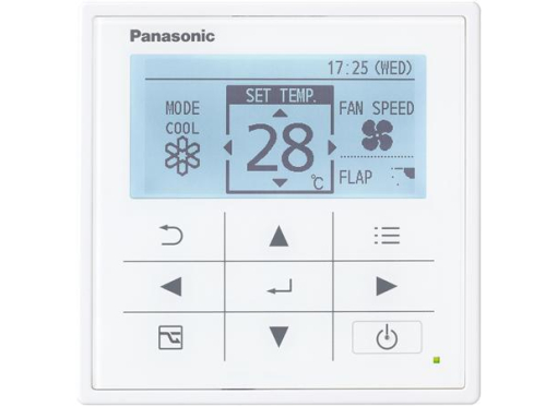 Panasonic Kontrol panel cz-rtc5b