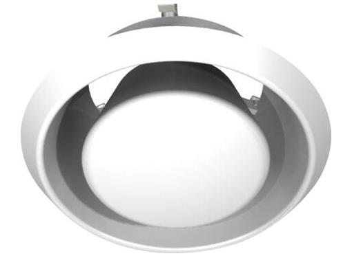 Danfoss Airflex ventil Ø100 dfve100 ud