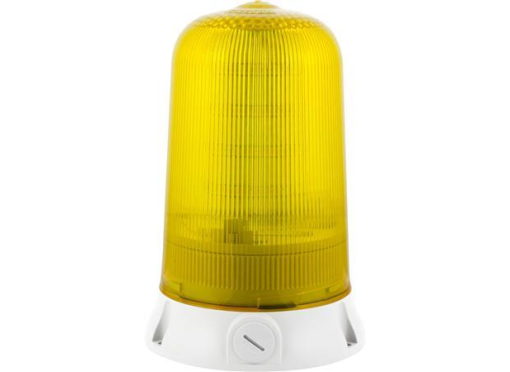 Anderssons Agentur Roterende lampe /led/multi 12/24V AC/DC gul