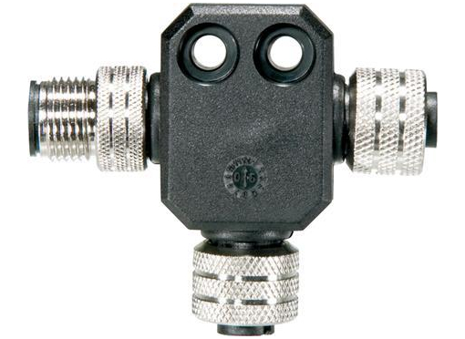 Rockwell Safety micro t tap - wiring