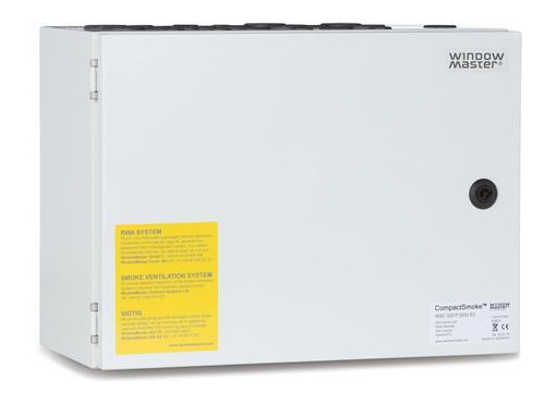 Windowmaster Brandcentral wsc 320 p 0202 e2 20a plus