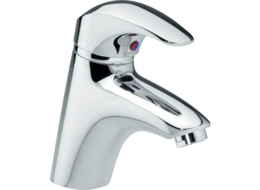 Damixa Space håndvaskarmatur, uden bundventil