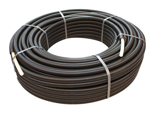 Pex rør, Unipex 18x2,5mm, varme og brugsvand, rør i rør, 50mtr.