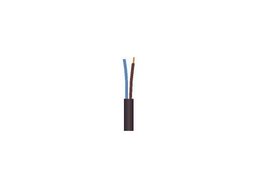Gummikabel 2x1,5 h05rr-f 100rg