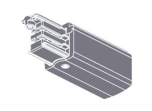 Tilslutning xts12-1 3-f venstre,grå