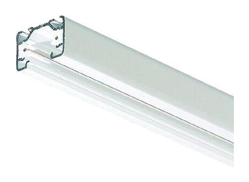 Lysskinne gb 1-fase hvid 2 meter