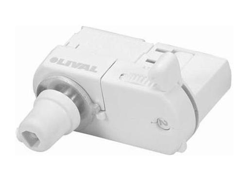 Adaptor u3 med tilbehør hvid