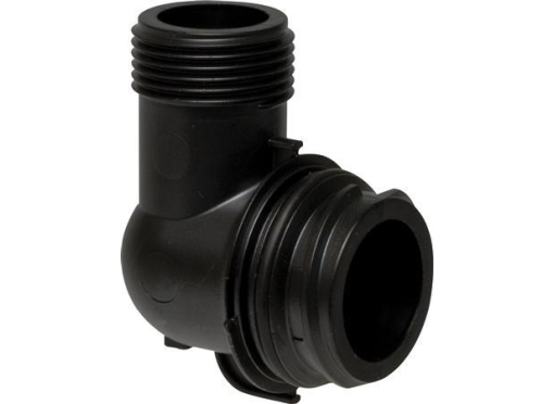 Uponor Q&e ppm adapter 1'' x 3/4'' vinkel