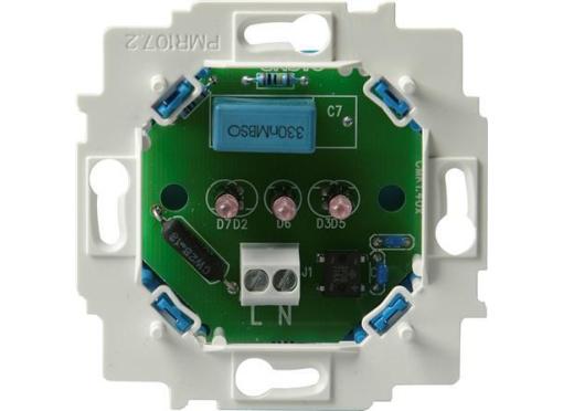 ABB Signallampe hvid/led indsats hv
