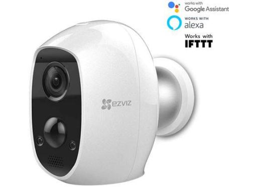 Ezviz C3a batteri kamera, 2mp, wi-fi, ip67