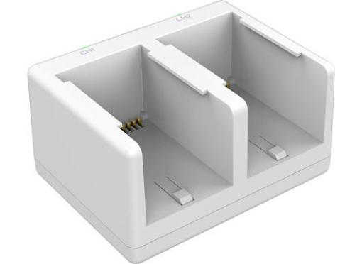 Ezviz Oplader for 2 c3a batterier