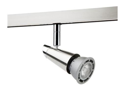 SG Armaturen Zip spotlight  230V spot børsTET stål 6w led