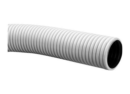 Lindab Indomo flexslange lfpe63 hvid (1 rl=50m)