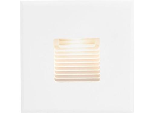 Wally lysarmatur 2,5W/830 hvid