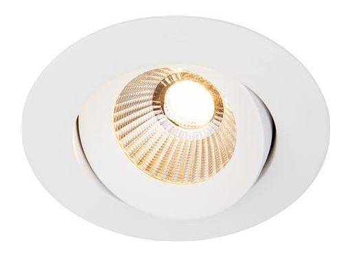 Optic 360 tw 7,5w/927-920 Ø95 kip hvid