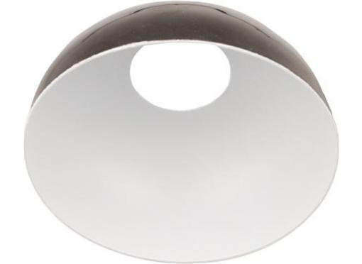 Globe reflektor hvid