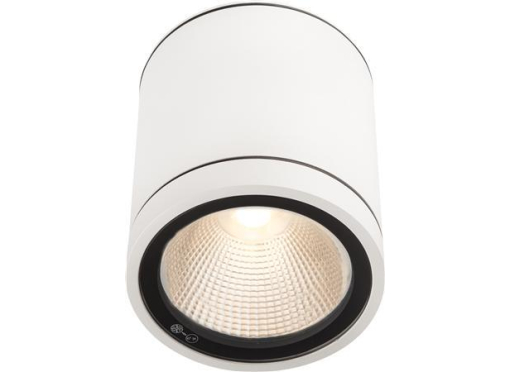 Milo xl down udendørslampe 16W/830 IP55 hvid