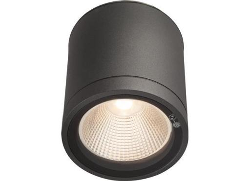 Milo xl down udendørslampe 16W/830 IP55 antracit