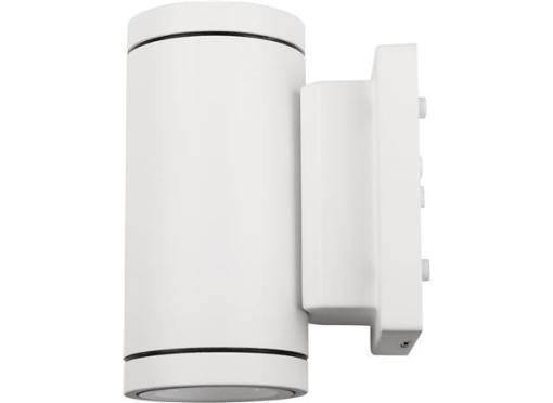 Milo II udendørslampe 7,5W/830 2x400lm IP55 hvid