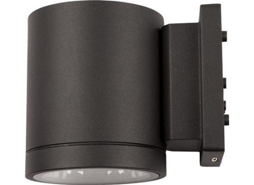 Milo xl I udendørslampe 10,5W/830 1000lm IP55 antracit