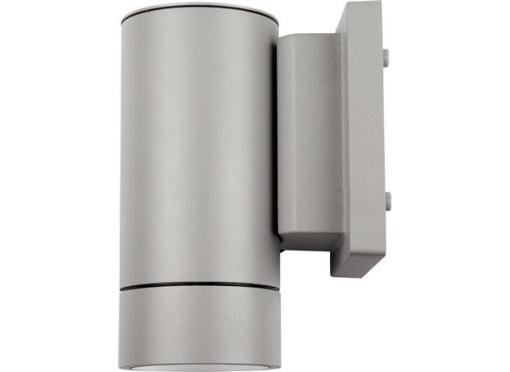Milo I udendørslampe GU10 max 50W IP55 grå