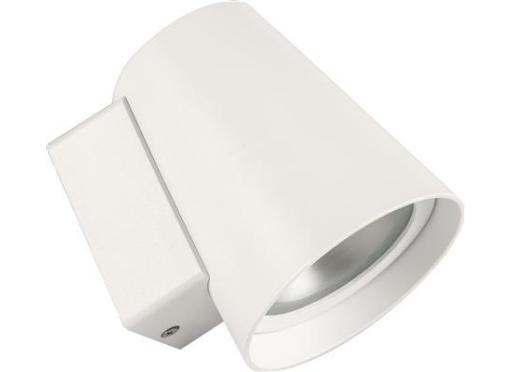 Cone udendørslampe 3W/830 160lm IP54 hvid