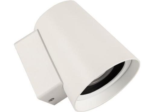 Cone udendørslampe GU10 max 50w IP54 hvid