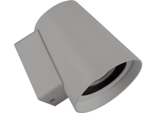 Cone udendørslampe GU10 max 50w IP54 grå