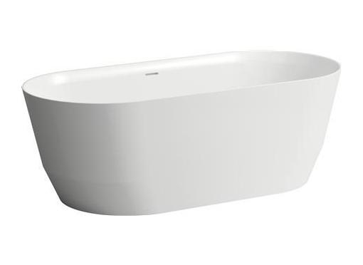 Laufen pro badekar 160x75x55 cm hvid