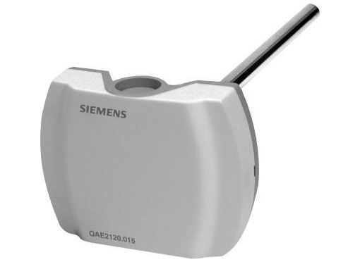 Siemens Dykrørsføler qae2130.010 ntc10k 100mm
