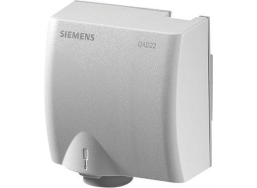 Siemens Påspændingsføler qad2012 pt1000