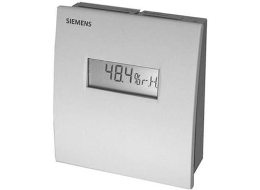 Siemens Rumføler qfa2060d display 0-10v