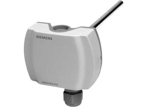 Siemens Dykrørsføler qae2164.010 DC 0-10v 100mm