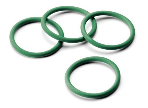O-ring fkm 15mm (grøn)