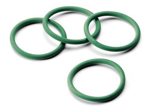 O-ring fkm 22mm (grøn)