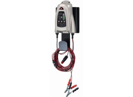 Batterilader hf2000 12/24V 15A med oph.