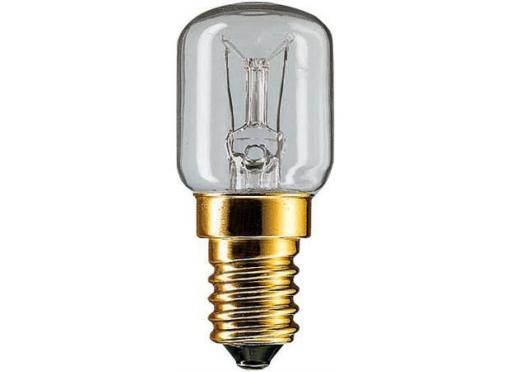 Philips Ovnlampe 25w 230-240V e14 klar