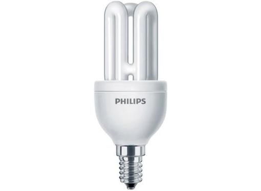 Philips Energisparepære Genie 8w/827 e14 (40w)