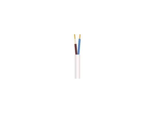 Kabel 1x2x0,75 brandsikker skær